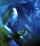 White Zombie's guitarist Jay Yuenger.