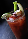 A Bloody Mary from Mac's American Food and Drink at 1801 W. Division Street.